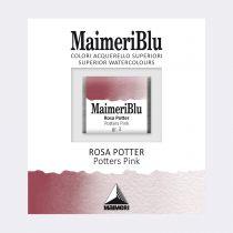AQUARELLE 1/2 GODET MAIMERI BLU ROSE POTTER