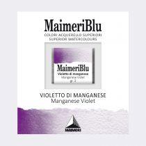 AQUARELLE 1/2 GODET MAIMERI BLU VIOLET DE MANGANESE