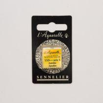 AQUARELLE 1/2 GODET SENNELIER AUREOLINE S4