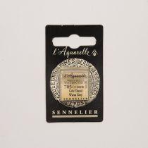 AQUARELLE 1/2 GODET SENNELIER GRIS CHAUD S1