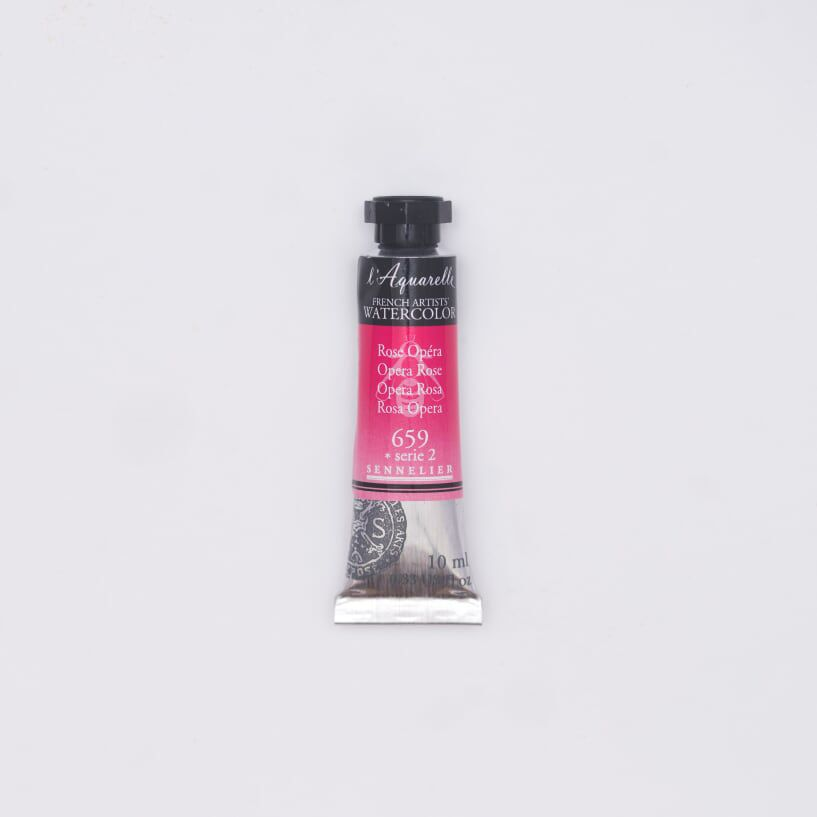 AQUARELLE 10ML SENNELIER ROSE OPERA S2