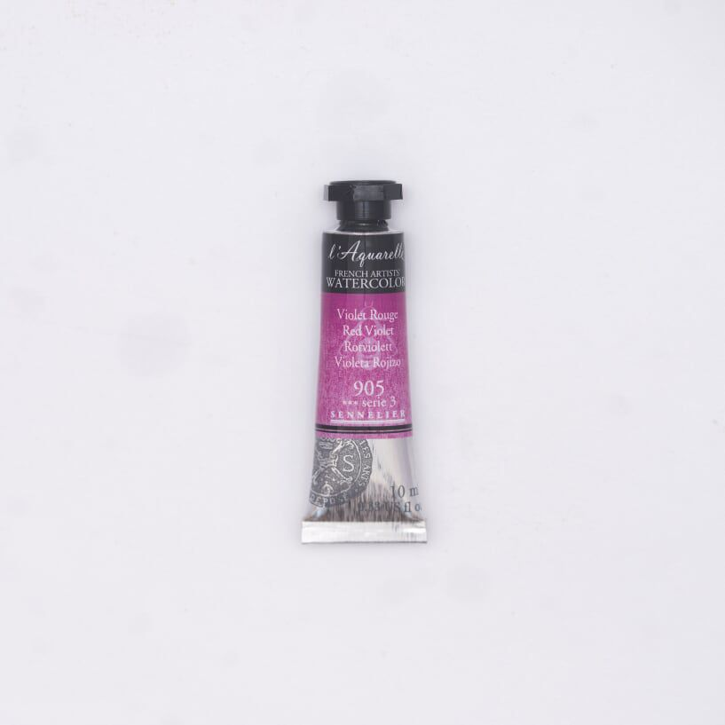 AQUARELLE 10ML SENNELIER VIOLET ROUGE S3