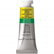 AQUARELLE 14ML W&N CITRON SANS CADMIUM S4