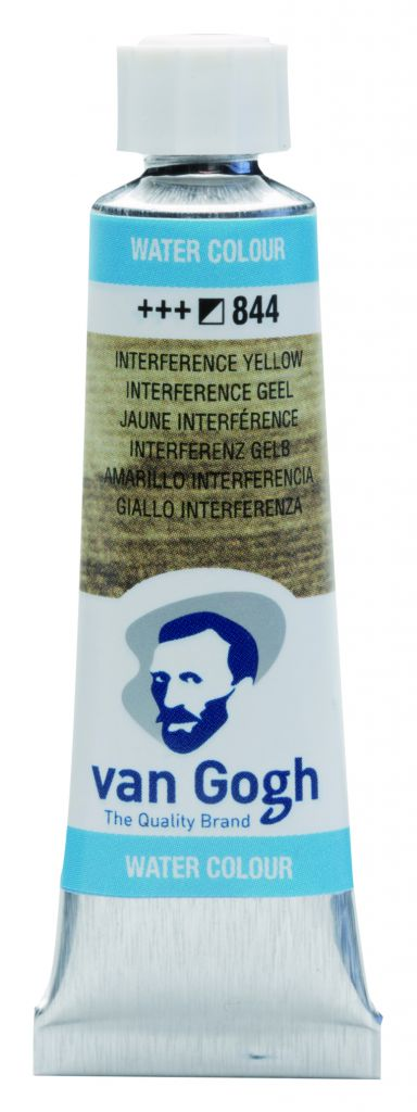 AQUARELLE VG 10 ML JAUNE INTERFERENCE