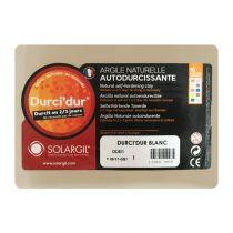 ARGILE NATURELLE AUTODURCISANTE BLANCHE 1.5KG SOLARGIL