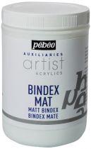 BINDEX ACRYLIQUE 1 L MAT