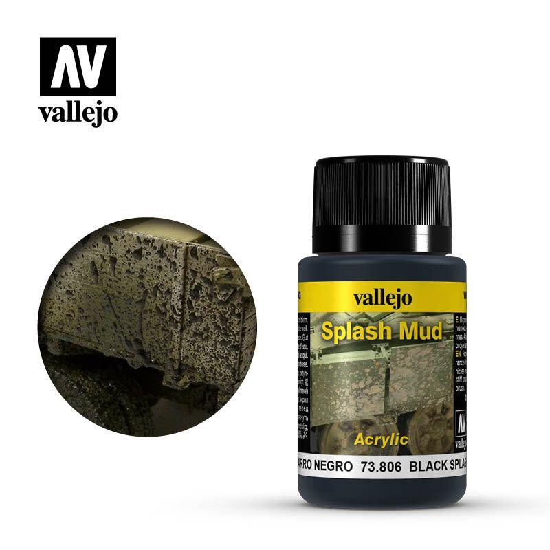 BLACK SPLASH MUD 40ML