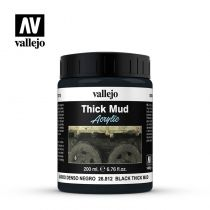 BLACK THICK MUD 200ML