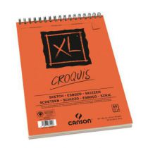 BLOC CANSON XL CROQUIS A5 90G