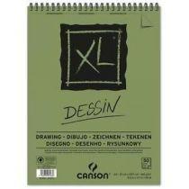 BLOC XL DESSIN 160G A4