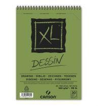 BLOC XL DESSIN 160G A5
