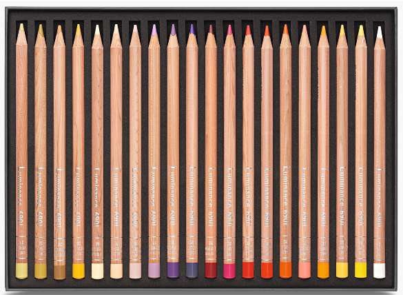 40 crayons luminance 6901 2