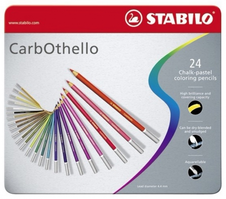 24 stabilo carbothello