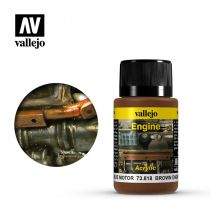 BROWN ENGINE SOOT 40ML