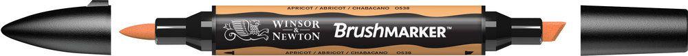 BRUSHMARKER W&N ABRICOT O538