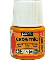 CERAMIC JAUNE ORANGE 45ML