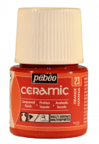 CERAMIC ORANGE 45ML