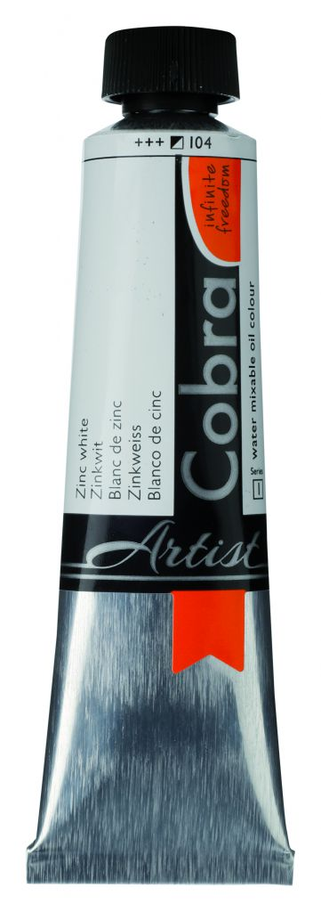 COBRA 40ML BLANC ZINC S1