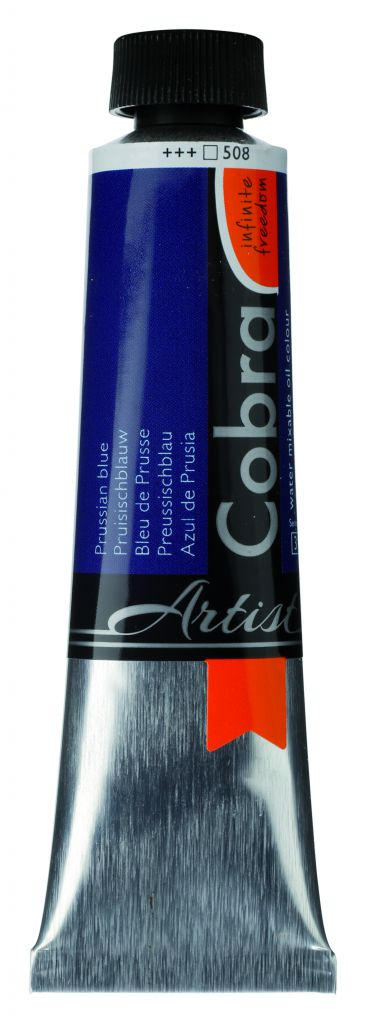 COBRA 40ML BLEU DE PRUSSE S3