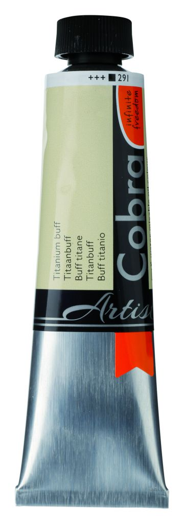 COBRA 40ML BUFF TITANE S3