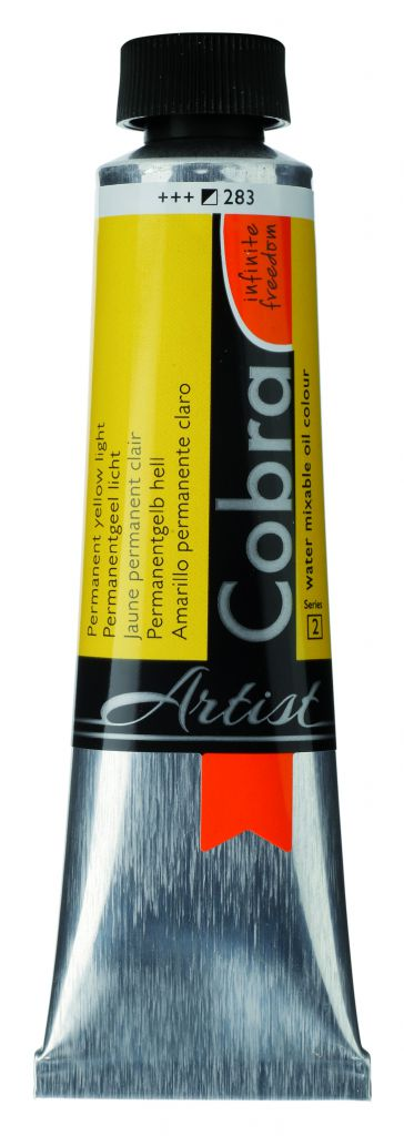 COBRA 40ML JAUNE PERMANENT CLAIR S2