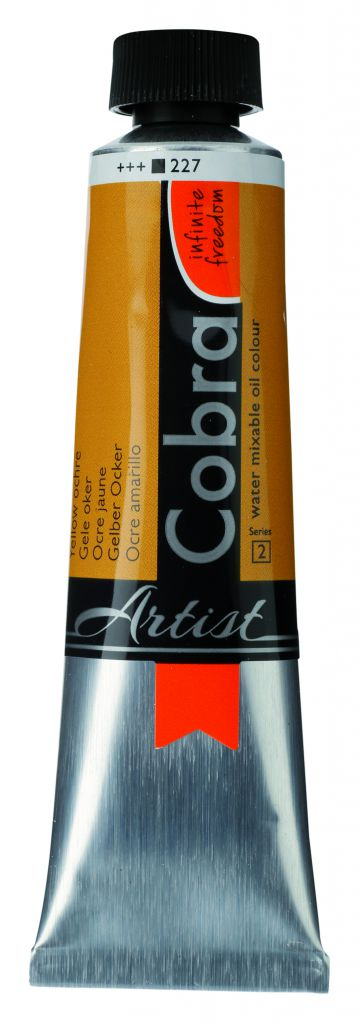 COBRA 40ML OCRE JAUNE S2