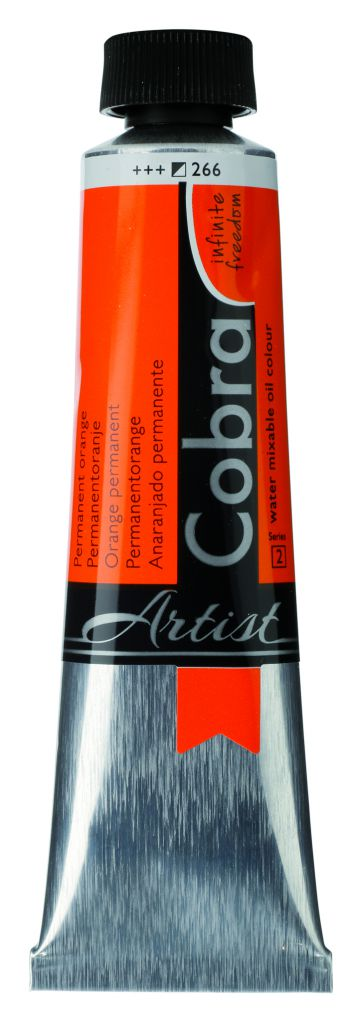 COBRA 40ML ORANGE PERMANENT S2