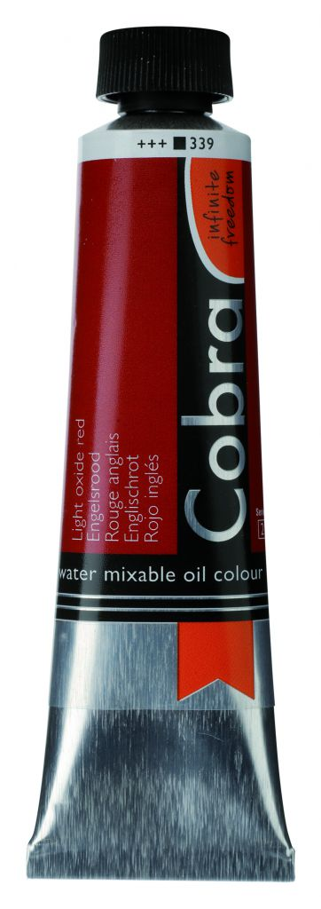 COBRA 40ML ROUGE ANGLAIS S2