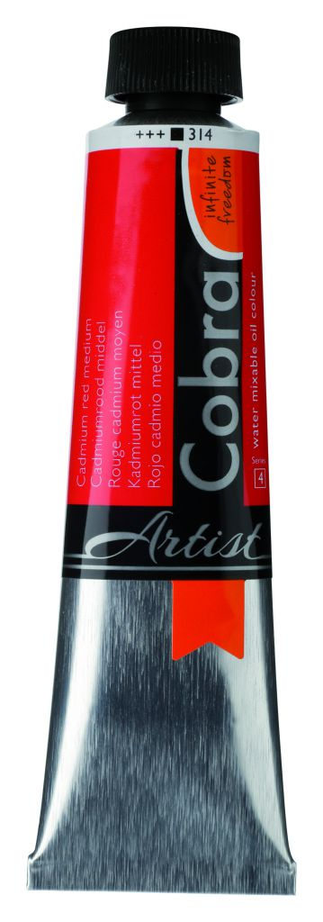 COBRA 40ML ROUGE DE CADMIUM MOYEN S4