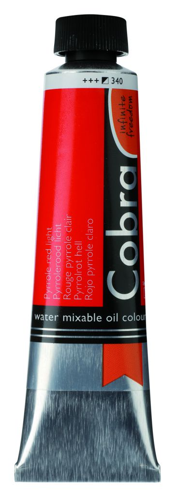 COBRA 40ML ROUGE PYRROLE CLAIR S3
