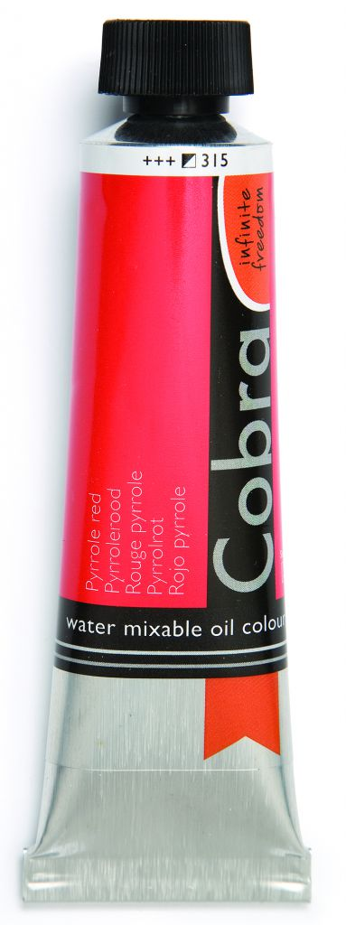 COBRA 40ML ROUGE PYRROLE S3