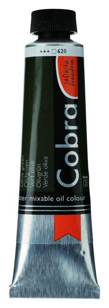 COBRA 40ML VERT OLIVE S3