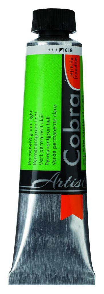 COBRA 40ML VERT PERMANENT CLAIR S3