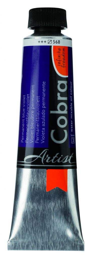 COBRA 40ML VIOLET BLEUATRE PERMANENT S3