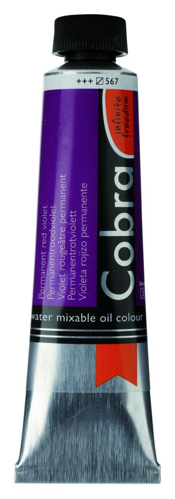 COBRA 40ML VIOLET ROUGE PERMANENT S3