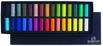 Coffret 30 demi-pastels REMBRANDT