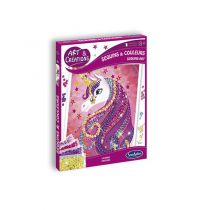 COFFRET ART & CREATION LICORNE