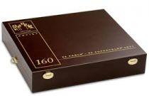 COFFRET BOIS PRESTIGE 80 SUPRACOLOR + 80 PABLO