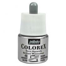 COLOREX 45ML ARGENT