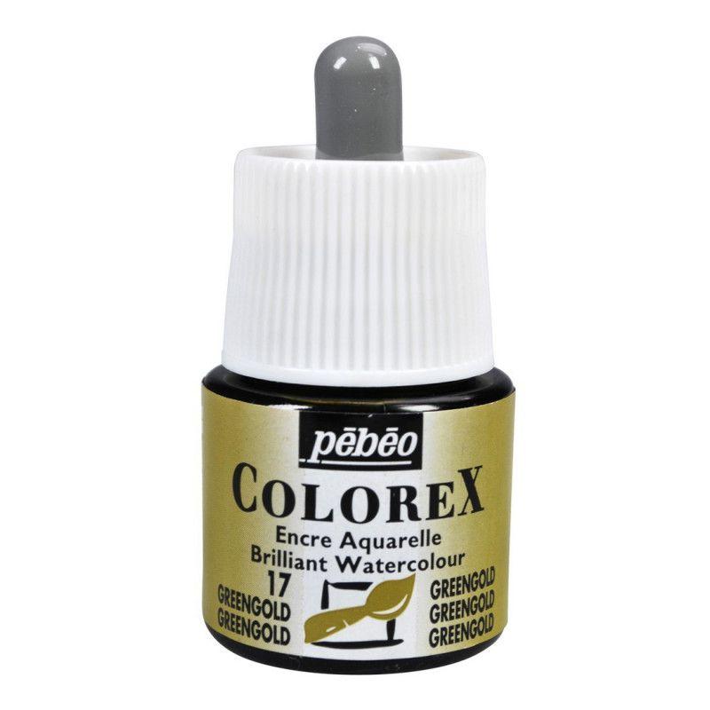 COLOREX 45ML GREENGOLD