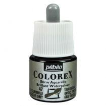 COLOREX 45ML GRIS TOURTERELLE