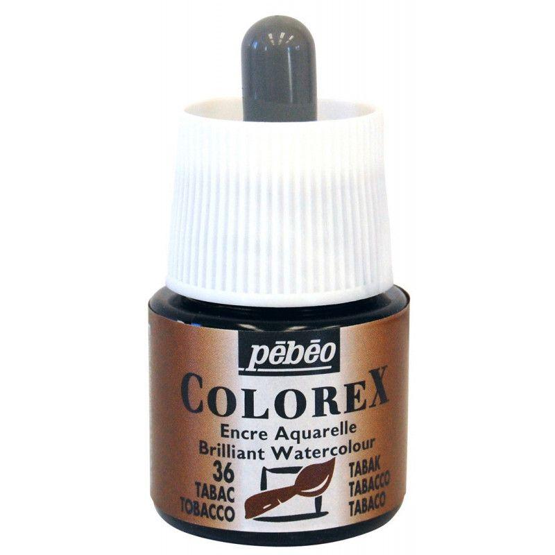 COLOREX 45ML TABAC