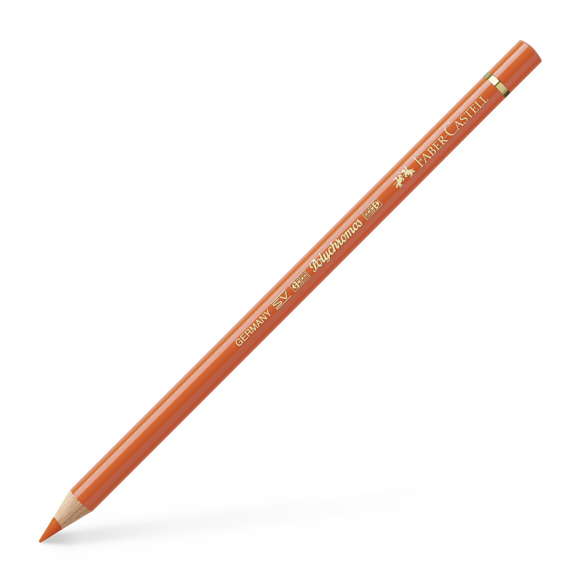 CRAYON POLYCHROMOS 113 ORANGE GLACIS