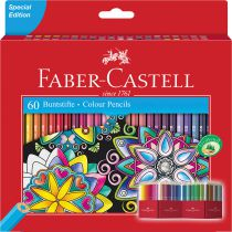 CRAYONS COULEURS CHATEAU ACCORDEON x 60