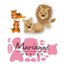 die eline\'s lion tiger