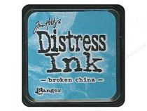DISTRESS MINI AQUARELLABLE BROKEN CHINA