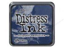 DISTRESS MINI AQUARELLABLE CHIPPED SAPPHIRE