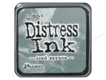 DISTRESS MINI AQUARELLABLE ICED SPRUCE