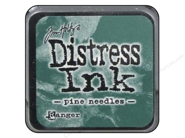 DISTRESS MINI AQUARELLABLE PINE NEEDLES