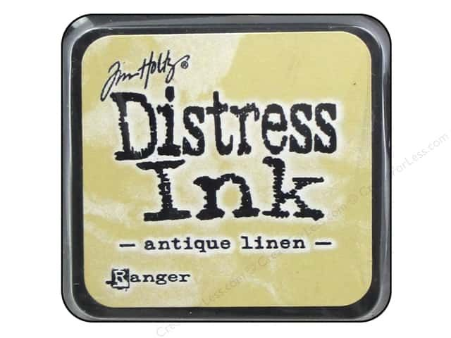 DISTRESS MINI INK ANTIQUE LINEN